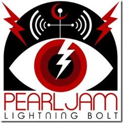 Pearl Jam - Lightning Bolt. 2013