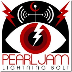 Pearl Jam - Lightning Bolt. 2013