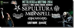 Metalhead Meeting 2014