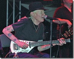 Johnny Winter 2007