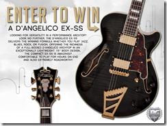 Premier Guitar Giveaway D'Angelico