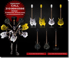 Gene Simmons Axe