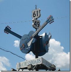 Clarksdale's Crossroads of Hwy 61 & 49