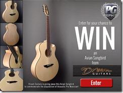 Tombola Dream Guitars