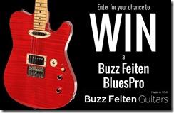 Concurs Buzz Feiten Guitars