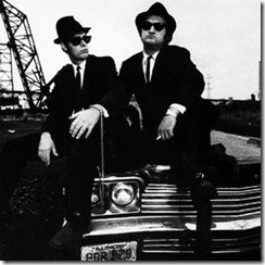 Blues Brothers - Copyright 1980 by Atlantic Records.