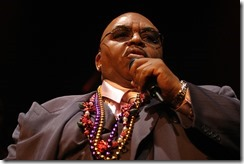 Solomon Burke, by Tom Beetz, 2008