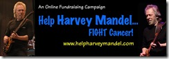 Help Harvey Mandel Fight Cancer!