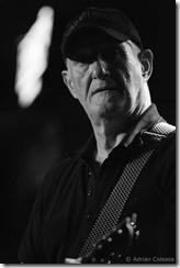Jan Akkerman @ Hard Rock Cafe Bucharest 2015 by Adrian Coleașă