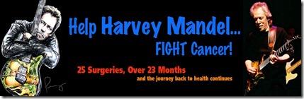 Help Harvey Mandel!