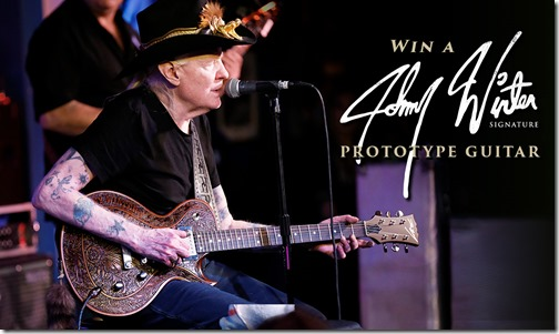 Tombola Dean Zelinsky Johnny Winter
