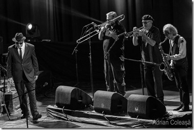 The Original Blues Brothers Band - by Adrian Coleașă 2016