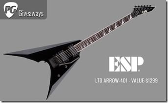 Concurs ESP LTD Arrow