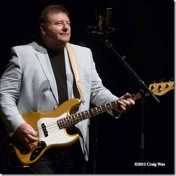 Greg Lake, by Craig Wax 2012
