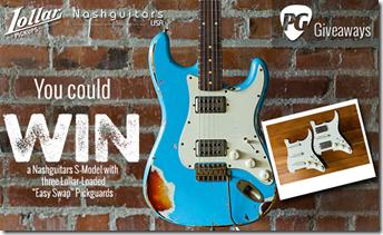 Concurs Nashguitars & Premier Guitar