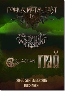 Folk & Metal Fest IV