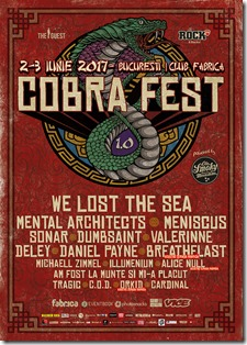 Cobra Fest 1.0