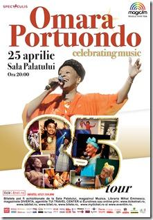 Omara Portuondo Poster