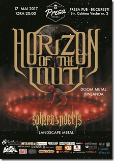 Horizon Of The Mute