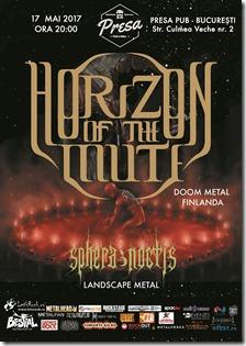 Horizon Of The Mute