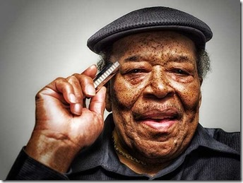 James Cotton, by Jason Marck