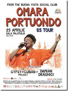 Omara 85 tour