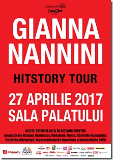 Poster Gianna Nannini