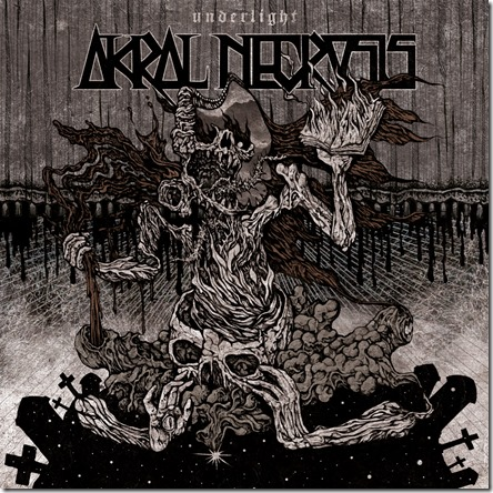 Akral Necrosis Underlight cover