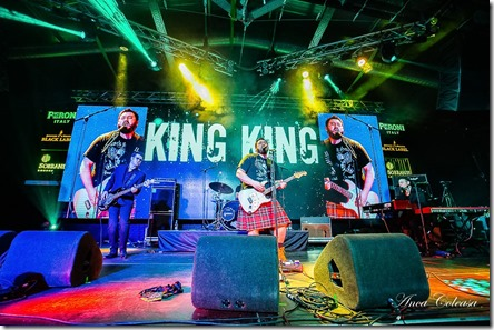 King King - by Anca Coleașă, 2018