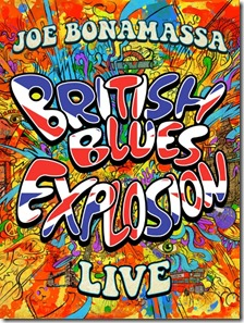 Joe Bonamassa - British Explosion Live