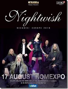 Nightwish @Romexpo