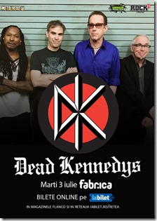 Dead Kennedys @Fabrica