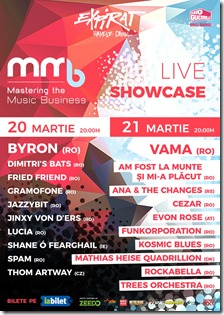 MMB Live Showcase 2018