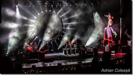 The Australian Pink Floyd Show - by Adrian Coleașă, 2018