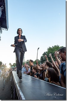 Nick Cave - by Anca Coleașă, 2018