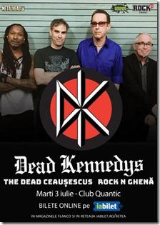 Dead Kennedys @Quantic