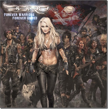 Doro Forever Warriors Forever United