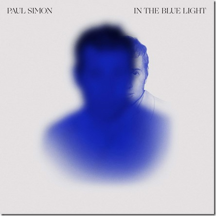 Paul Simon In The Blue Light