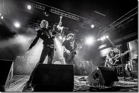 Black Stone Cherry @Arena Wien - by Anca Coleașă, 2018