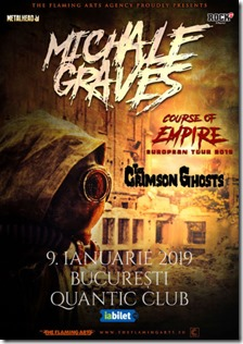 Concert-Michale-Graves--ex-Misfits--pe-9-Ianuarie-in-Quantic