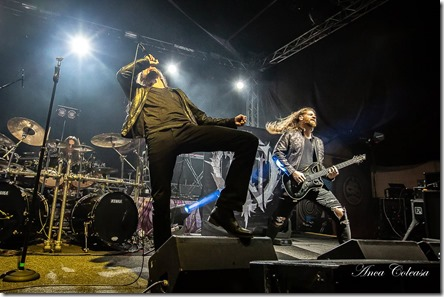 Nailed To Obscurity @Arenele Romane 2019, by Anca Coleașă