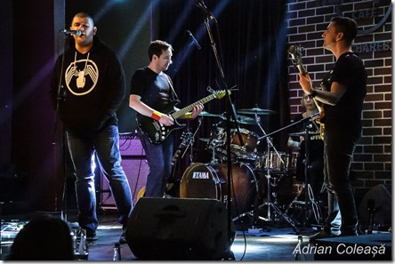 Arthur Project @Hard Rock Cafe 2019, by Adrian Coleașă
