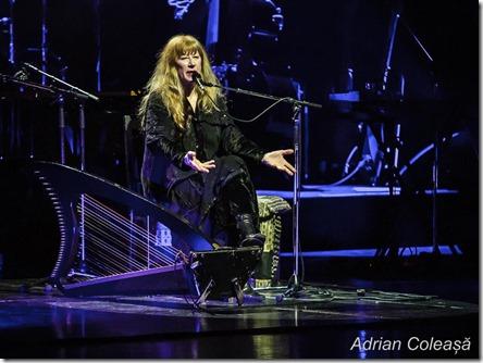 Loreena McKennitt in Vienna 2019, by Adrian Coleașă