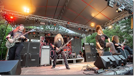 Cannibal Corpse @Quantic 2019, by Anca Coleașă