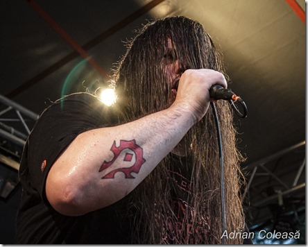 Cannibal Corpse @Quantic 2019, by Adrian Coleașă