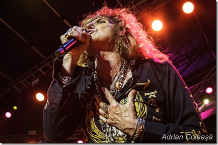 Whitesnake in Bucharest 2019, by Adrian Coleașă