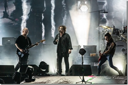 The Cure @Rock The City 2019, by Anca Coleașă