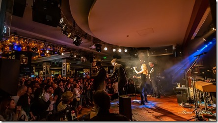 Hooverphonic @Hard Rock Cafe Bucharest 2019, by Anca Coleașă