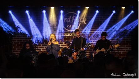 Hooverphonic @Hard Rock Cafe Bucharest 2019, by Adrian Coleașă