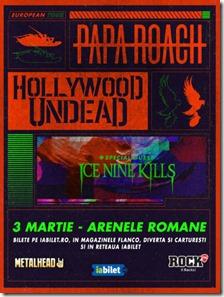 Papa-Roach-si-Hollywood-Undead-pe-3-Martie-la-Arenele-Romane